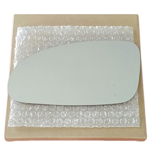 Pontiac Bonneville Side Mirror - Mirror Glass and Adhesive 00-05 Pontiac Bonneville Driver Left Side Replacement