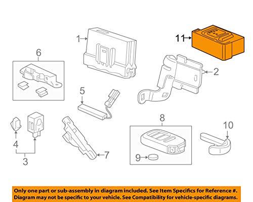 Genuine Honda 38330-T5A-J01 Sub-Relay Box Assembly: