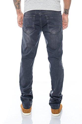 Herren Jeans Hose Slim Fit ID419