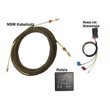 Kabelsatz Nebelscheinwerfer + Relais Golf IV 4 / Bora: Amazon.de: Auto