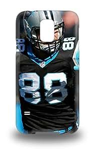 Fashion Design Hard Case Cover NFL Carolina Panthers Greg Olsen #88 Protector For Galaxy S5 ( Custom Picture iPhone 6, iPhone 6 PLUS, iPhone 5, iPhone 5S, iPhone 5C, iPhone 4, iPhone 4S,Galaxy S6,Galaxy S5,Galaxy S4,Galaxy S3,Note 3,iPad Mini-Mini 2,iPad Air )