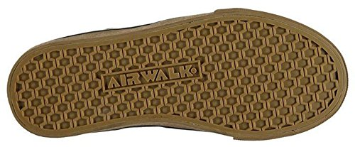 Airwalk , Jungen Sneaker Schwarz