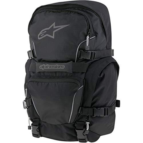 Alpinestars Backpack - Alpinestars Force 2016 Gear Backpack Black/Gray/Silver