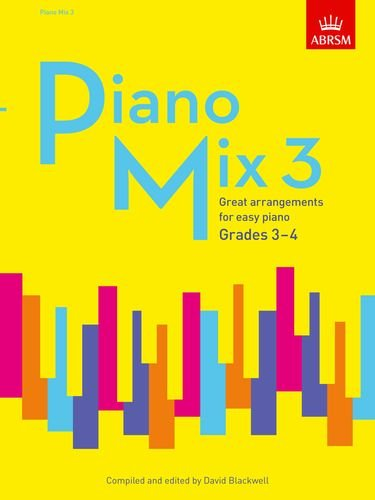 Piano Mix - Piano Mix 3: Great arrangements for easy piano