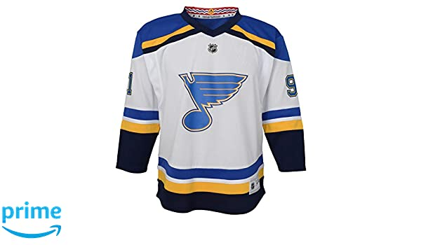 huge selection of d0f20 f39cd Amazon.com : Outerstuff NHL NHL St. Louis Blues Youth Boys ...