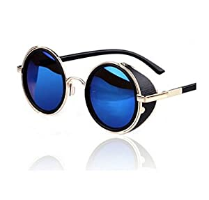 Arctic Star Retro Round Sunglasses Sunglasses