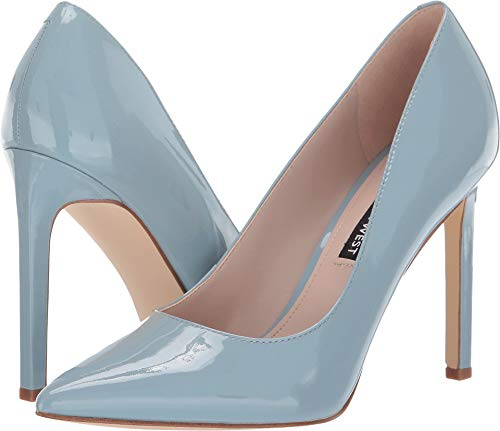Nine West Women's Tatiana Pump Light Blue 11 M US