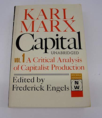 das kapital volume 1 - 7