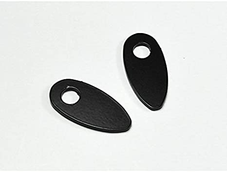 Harley Davidson sportster Clignotants montage plaques Adaptateur plaques Adaptateur spacer