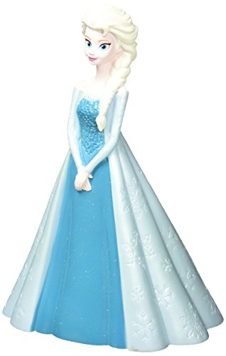 Peachtree Playthings Frozen Elsa Coin Bank (Mils Coin)
