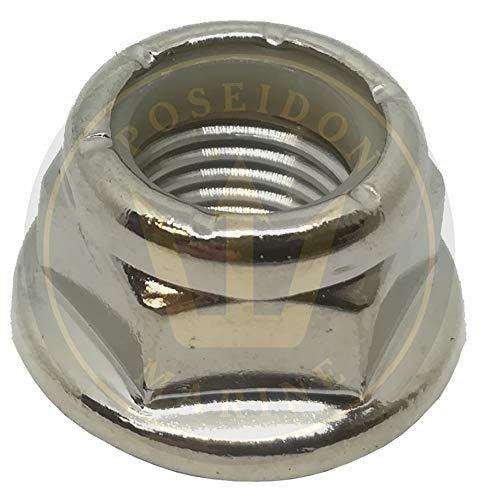 Poseidon Marine Power Trim Lock nut for Volvo Penta SX OMC RO: 3852648 3853329 0765578 0914772 18-3730 11-859135