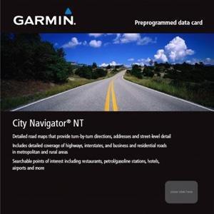 Garmin City Navigator Nordics for Detailed Maps of Denmark, Finland, Norway, and Sweden (microSD/SD ()