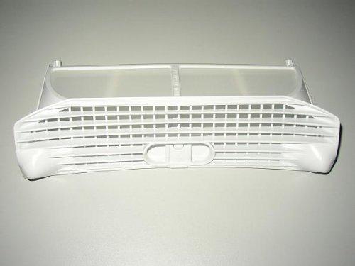 Bauknecht Whirlpool Flusensieb / Filter für Trockner, ausklappbar - 481248058322, 481248058081