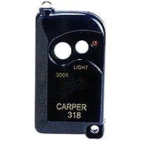 Carper 318 Key Chain Garage Door Opener Remote by Carper