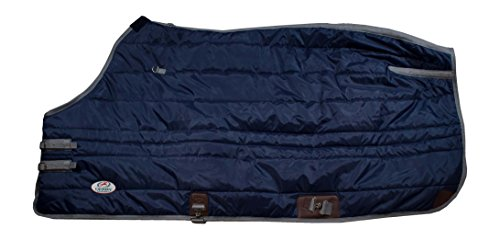 Derby Originals 420D Breathable Water-Resistant Nylon Heavyweight Winter Horse Stable Blanket  - Heavy Weight 300g Polyfil Insulation