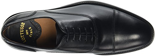 Lottusse L6591 - Zapatos Hombre Negro - Schwarz (LOND.OLD NEGRO)