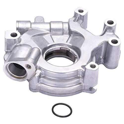 ROADFAR Engine oil pump Compatible for 2007-2009 Aspen 2000-2012 Dodge Dakota Durango 2006-2010 Jeep Commander Grand Cherokee Liberty 2006-2009 Mitsubishi Raider