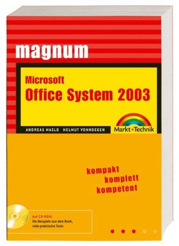 Office System 2003 - MAGNUM