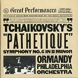 "Tchaikovsky Symphony 6 "" Pathetique "" Eugene Ormandy / Philadelphia Orchestra (CBS Great Performances)"