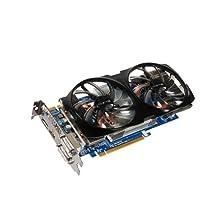 Gigabyte GV-N66TOC-2GD GeForce GTX 660 Ti WINDFORCE 2X OC Edition 2048MB GDDR5 PCI-Express 3.0 2x DVI/HDMI/DP SLI Ready Graphics Card (Discontinued by Manufacturer)