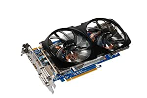 GIGABYTE GeForce GTX 660 Ti WINDFORCE 2X OC Edition 2048MB GDDR5 PCI-Express 3.0 2x DVI / HDMI / DP SLI Ready Graphics Card Graphics Cards GV-N66TOC-2GD
