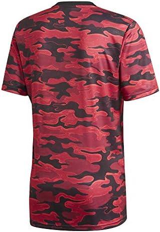 adidas MUFC H Preshi Camiseta, Hombre
