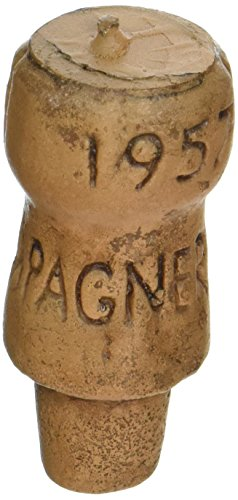 PPD 800384 Champagne Cork Candles for Bottle Topper, Set ...