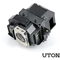 For ELPLP54 Replacement Projector Bulbs with Housing for Epson Projectors