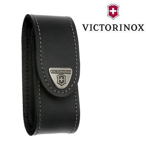Victorinox - Estuche de cuero para navaja suiza de 91 mm ...