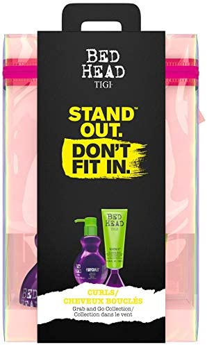 Tigi Bed Head Foxy Curls Curly Hair Cream For Defined Curls 200 Ml Buy Online In Gibraltar At Desertcart