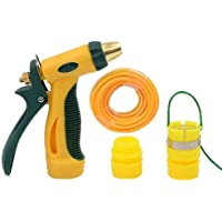 Car Wash Pump Car Cleaning Water Pump Portable High Pressure Washer with 5M Pressure Washer Hose for Home Garden…