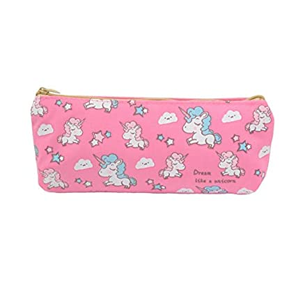 Amazon.com : Pencil case - Stripe Pencil case estuche escolar ...