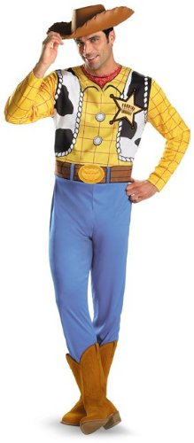 Woody Costume - XX-Large - Chest Size 50-52 (Woody Costumes Adults)
