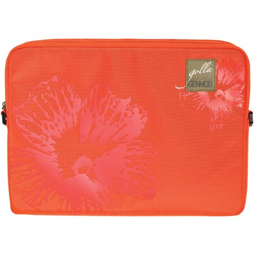 GOLLA Goldie Sling Sleeve for 14-Inch Notebooks, Orange (...