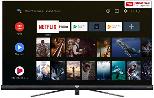 TCL 4K Ultra HD Certified Android LED TV 65C6