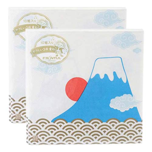 Frontia Paper Napkins Japanese Pettern 13x13
