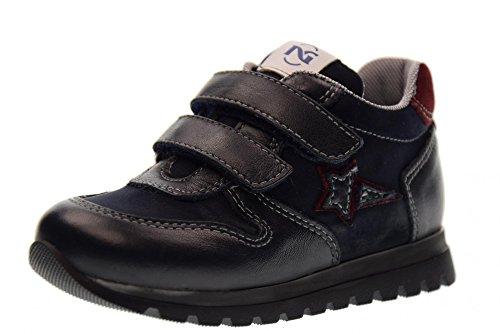 BLUE 26 de chaussures Bleu Bourgogne 23 201 junior BORDEAUX A724300M NERO sport GIARDINI OzwxO1Z8