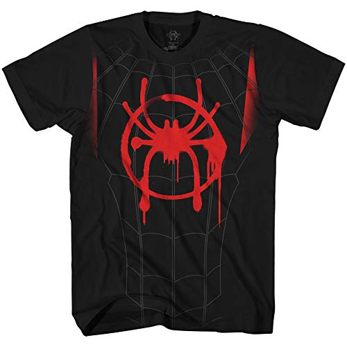 Ultimate Spiderman Miles Morales Costumes - Marvel Ultimate Spiderman Spider-Man Miles Morales