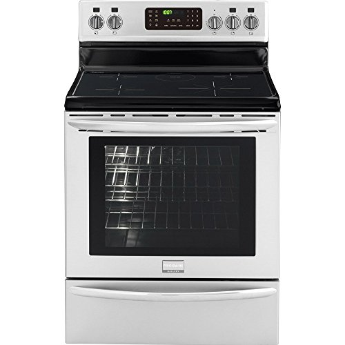 Frigidaire FGIF3061NF Freestanding Convection Temperature