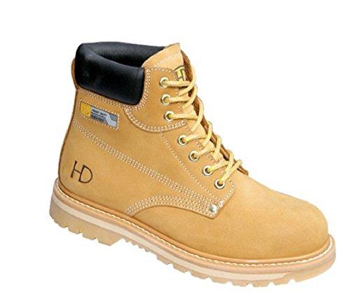 Ue Pesados Segurança 44p Homens De sapatos Trabalho 46 amp; UrUxZ8qw