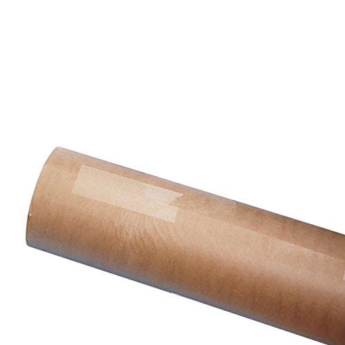 "Pacon 5836 Kraft Paper Roll, 50-lb. Natural Kraft, 36"" x 1,0"