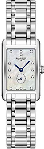 Longines Dolcevita L5.255.4.87.6 Stainless Steel 20mm Womens Watch