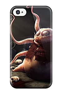 Nora K. Stoddard's Shop Cheap New Pink Creature Protective Iphone 4/4s Classic Hardshell Case 6190910K52350326