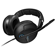 Roccat Kave XTD Analog 5.1 Headset (real 5.1 Surround Sound, removable Active Noise-Cancellating Microphone (Black)