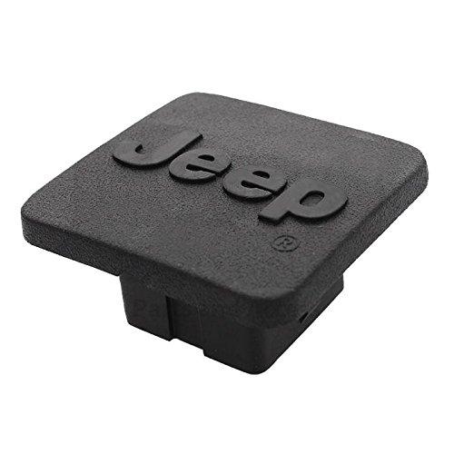 Mopar Receiver Plug - 2000-2012 Jeep Wrangler Hitch Receiver Plug