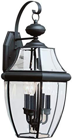 Sea Gull Lighting 8040-12 Lancaster Traditional Three