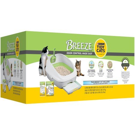 x Starter Kit for Multiple Cats Box (Breeze Kit)