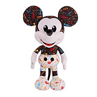 Disney Year of The Mouse Collector Plush - Band Leader Mickey, Multicolor