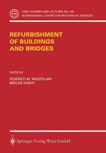 Refurbishment of Buildings and Bridges (CISM International Centre for Mechanical Sciences) Text fb2 ebook