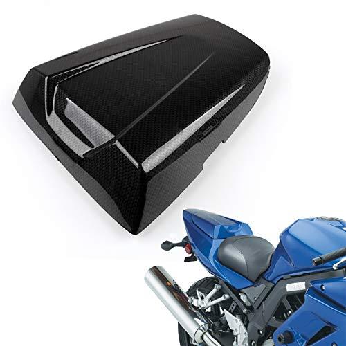 (Artudatech Rear Pillion Passenger Seat Cover Cowl For SUZUKI SV650 SV1000 2003-2010 Carbon)